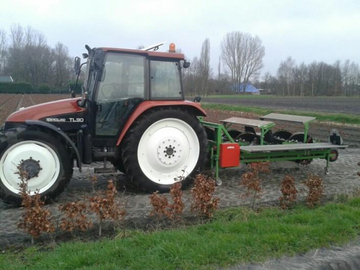 plantenseizoen Noord-Brabant